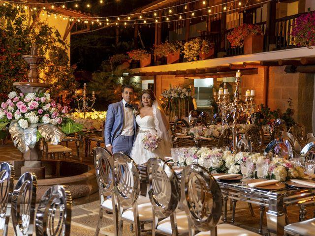 El matrimonio de Liliana y Diego en Barichara, Santander 24