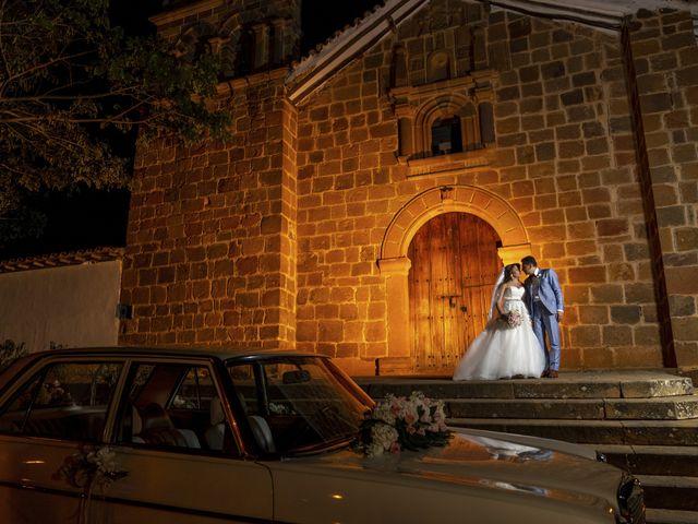 El matrimonio de Liliana y Diego en Barichara, Santander 26