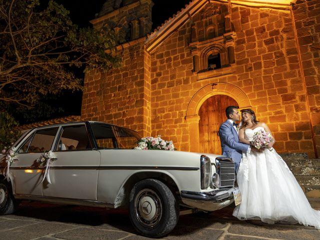 El matrimonio de Liliana y Diego en Barichara, Santander 1