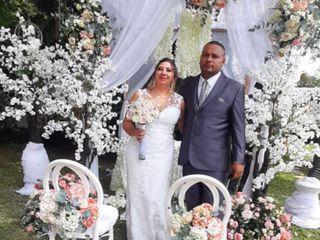 El matrimonio de Lina Marcela  y Jhon Fabio 1
