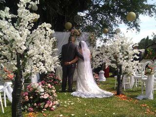 El matrimonio de Lina Marcela  y Jhon Fabio 2