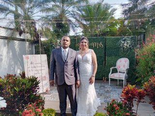 El matrimonio de Lina Marcela  y Jhon Fabio