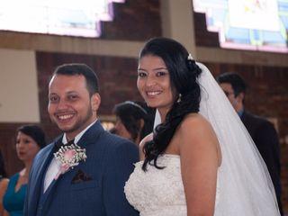 El matrimonio de Yulieth y Jorge