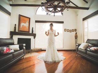 El matrimonio de Daniela y Santiago 1