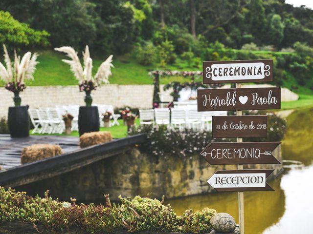 El matrimonio de Harold y Paola en La Calera, Cundinamarca 6