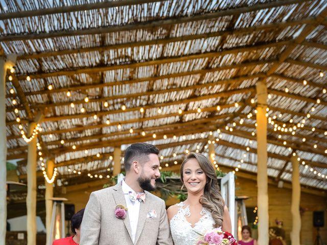 El matrimonio de Harold y Paola en La Calera, Cundinamarca 13