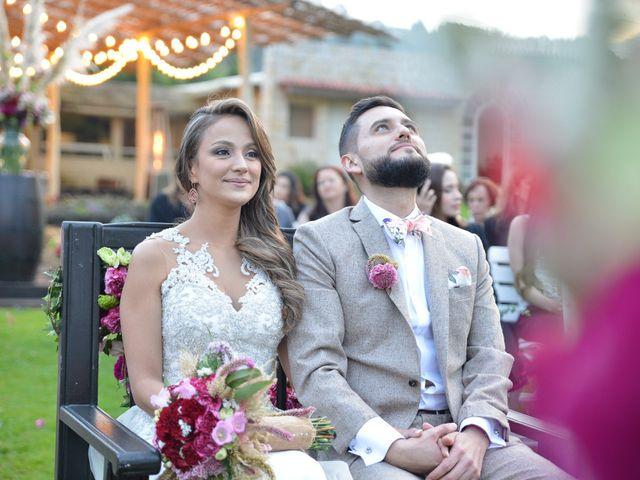 El matrimonio de Harold y Paola en La Calera, Cundinamarca 15