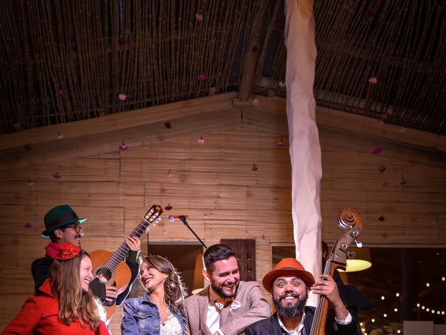 El matrimonio de Harold y Paola en La Calera, Cundinamarca 17