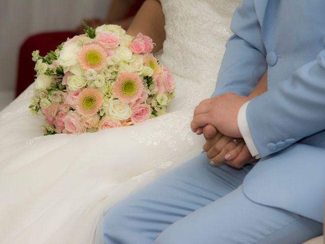 El matrimonio de Javier y Andrea en Bogotá, Bogotá DC 16