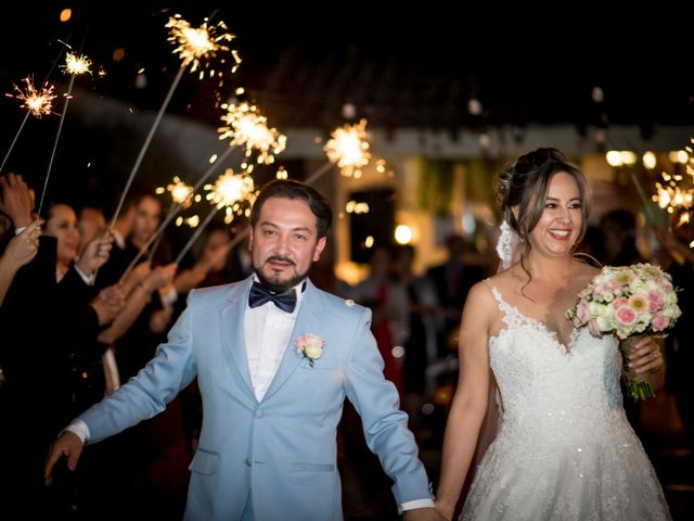 El matrimonio de Javier y Andrea en Bogotá, Bogotá DC 20