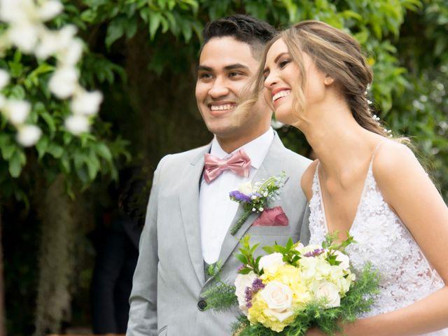 El matrimonio de Sandra y Nick