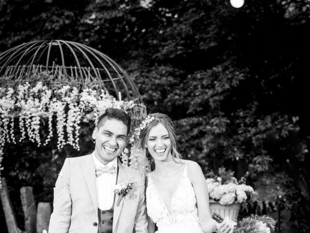 El matrimonio de Nick y Sandra en Cota, Cundinamarca 9
