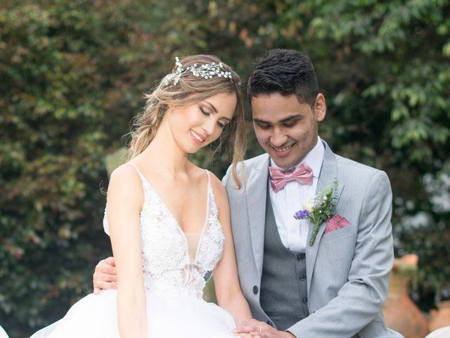 El matrimonio de Nick y Sandra en Cota, Cundinamarca 10