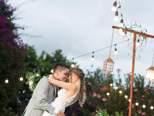 El matrimonio de Nick y Sandra en Cota, Cundinamarca 12