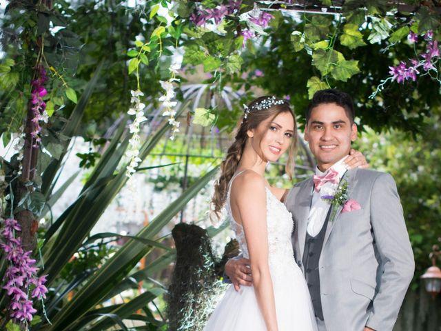 El matrimonio de Nick y Sandra en Cota, Cundinamarca 13