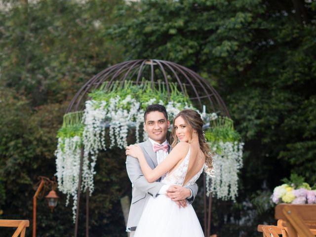 El matrimonio de Nick y Sandra en Cota, Cundinamarca 14