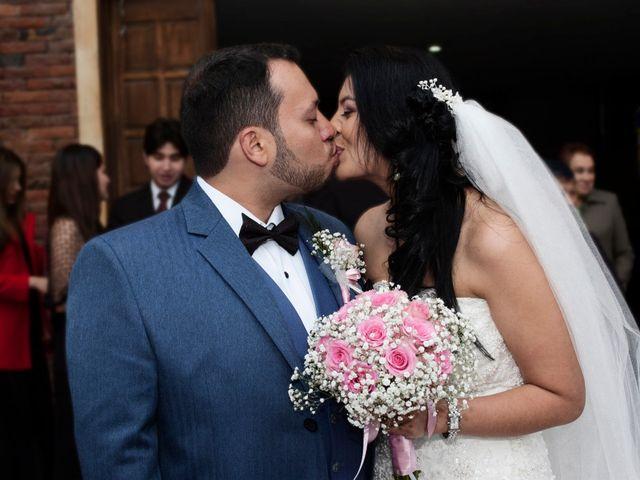 El matrimonio de Jorge  y Yulieth en Bogotá, Bogotá DC 3