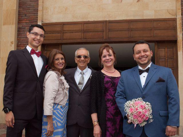 El matrimonio de Jorge  y Yulieth en Bogotá, Bogotá DC 8
