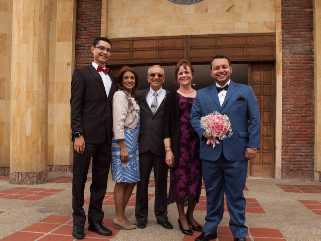 El matrimonio de Jorge  y Yulieth en Bogotá, Bogotá DC 9