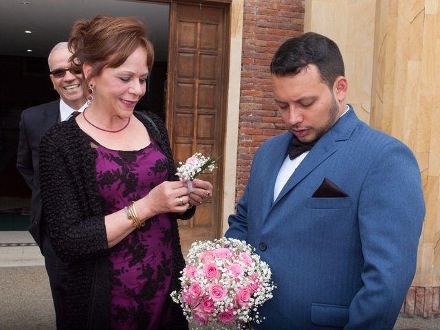 El matrimonio de Jorge  y Yulieth en Bogotá, Bogotá DC 10