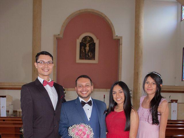 El matrimonio de Jorge  y Yulieth en Bogotá, Bogotá DC 16