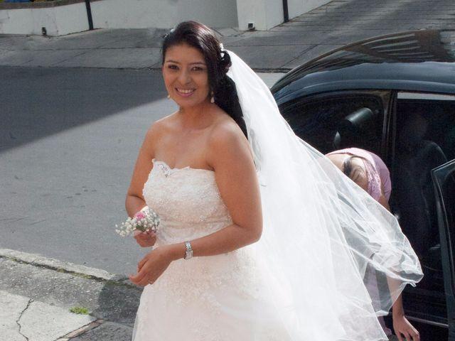 El matrimonio de Jorge  y Yulieth en Bogotá, Bogotá DC 19