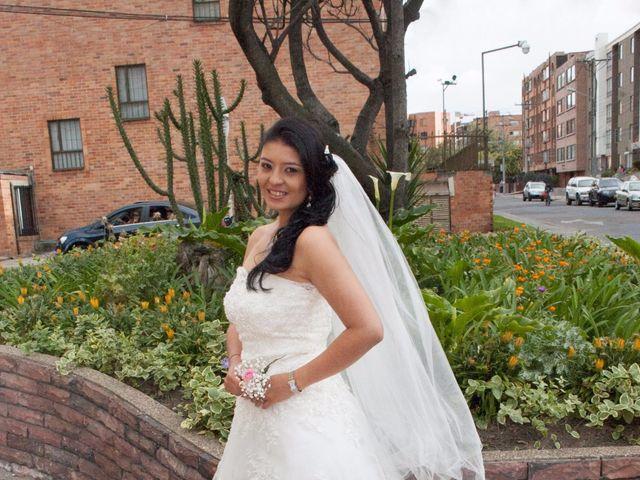 El matrimonio de Jorge  y Yulieth en Bogotá, Bogotá DC 20