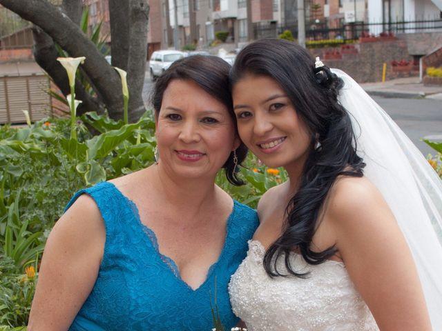 El matrimonio de Jorge  y Yulieth en Bogotá, Bogotá DC 22