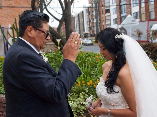 El matrimonio de Jorge  y Yulieth en Bogotá, Bogotá DC 25