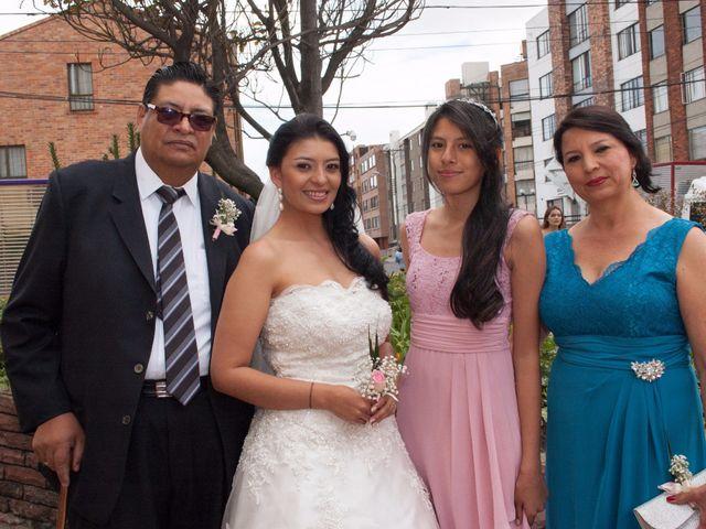 El matrimonio de Jorge  y Yulieth en Bogotá, Bogotá DC 26