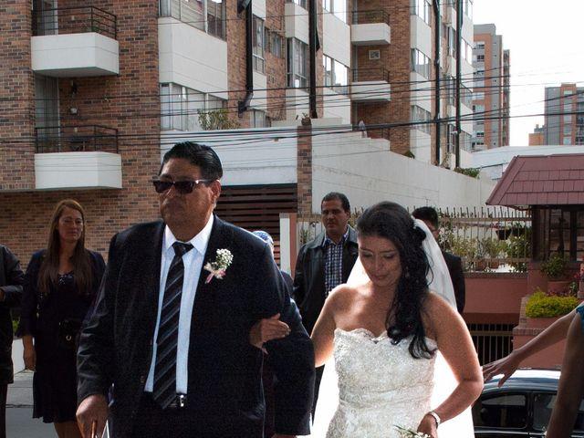 El matrimonio de Jorge  y Yulieth en Bogotá, Bogotá DC 27