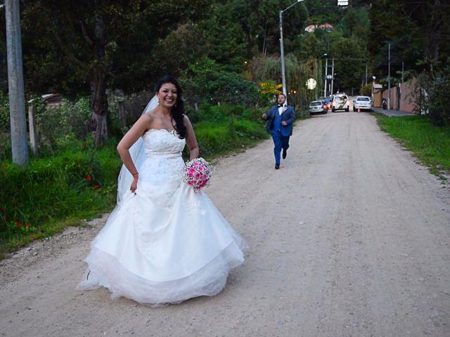 El matrimonio de Jorge  y Yulieth en Bogotá, Bogotá DC 29