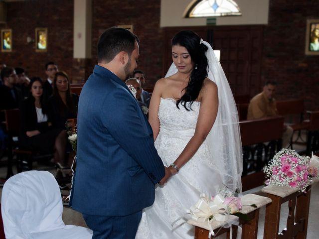 El matrimonio de Jorge  y Yulieth en Bogotá, Bogotá DC 30