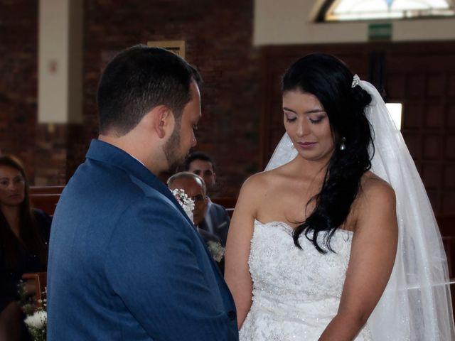 El matrimonio de Jorge  y Yulieth en Bogotá, Bogotá DC 31