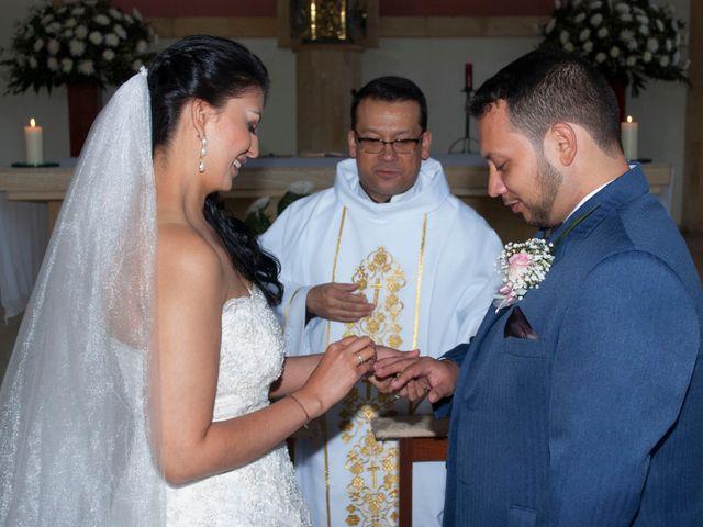 El matrimonio de Jorge  y Yulieth en Bogotá, Bogotá DC 32