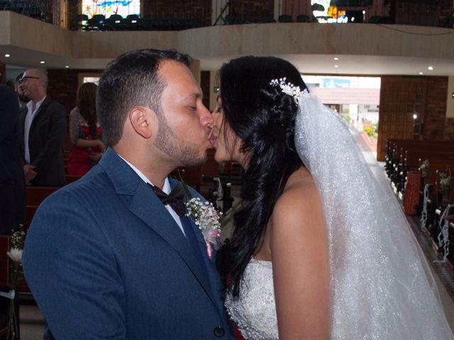 El matrimonio de Jorge  y Yulieth en Bogotá, Bogotá DC 33
