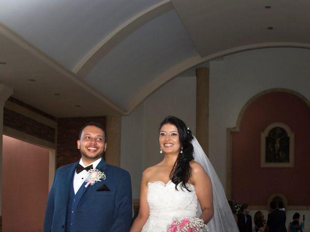 El matrimonio de Jorge  y Yulieth en Bogotá, Bogotá DC 34