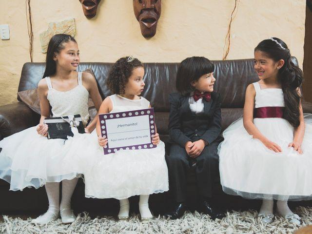 El matrimonio de Santiago y Daniela en Subachoque, Cundinamarca 2