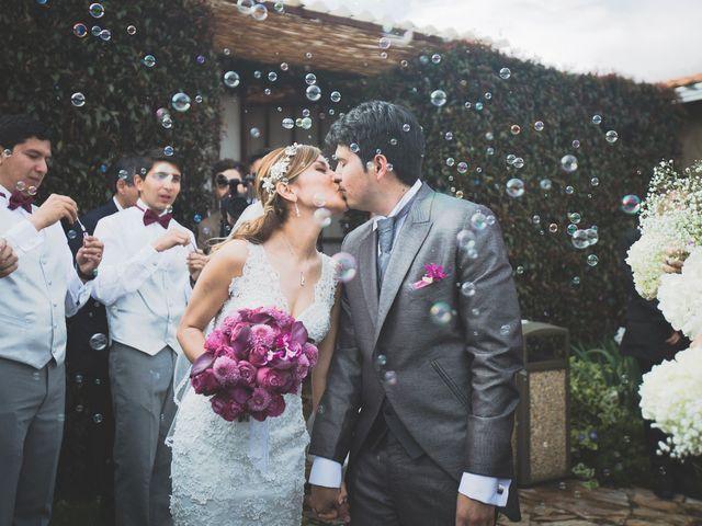 El matrimonio de Santiago y Daniela en Subachoque, Cundinamarca 6