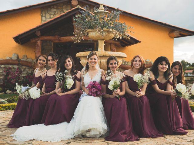 El matrimonio de Santiago y Daniela en Subachoque, Cundinamarca 8