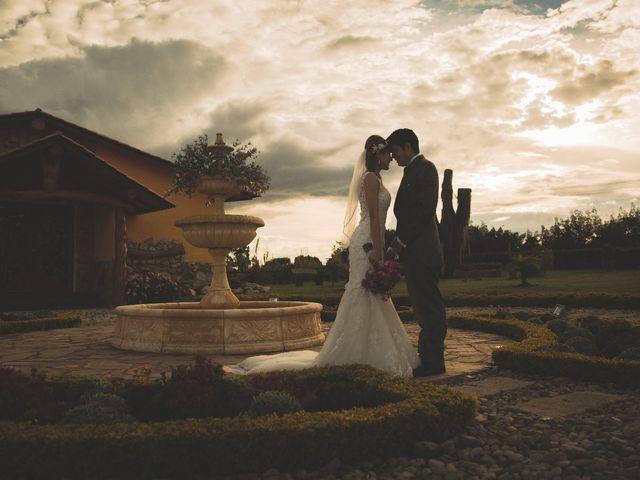 El matrimonio de Santiago y Daniela en Subachoque, Cundinamarca 9