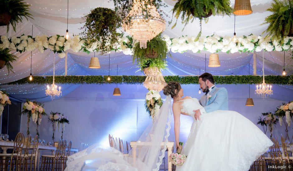 El matrimonio de Javier y Andrea en Bogotá, Bogotá DC