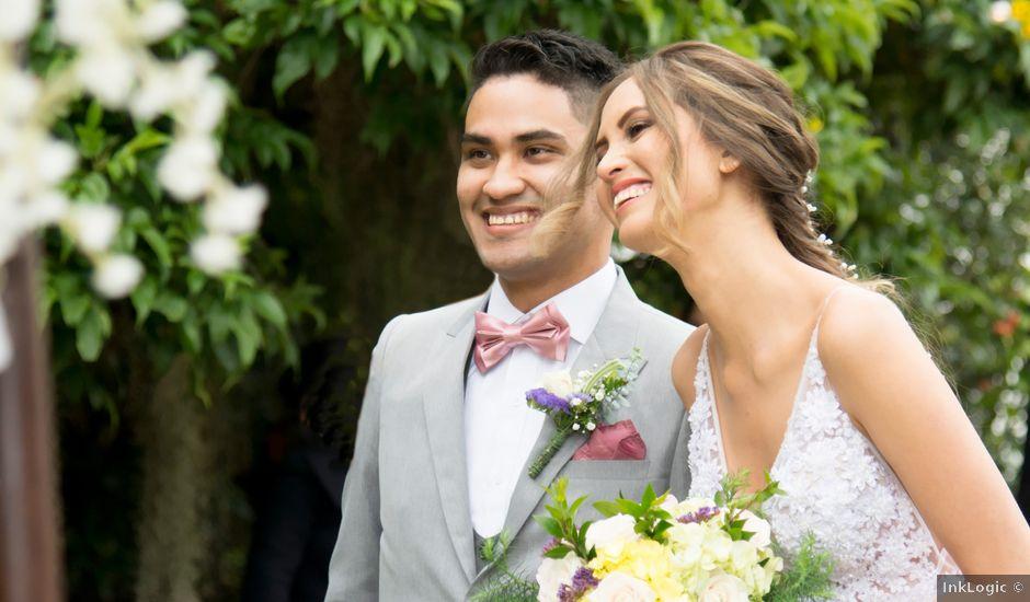 El matrimonio de Nick y Sandra en Cota, Cundinamarca