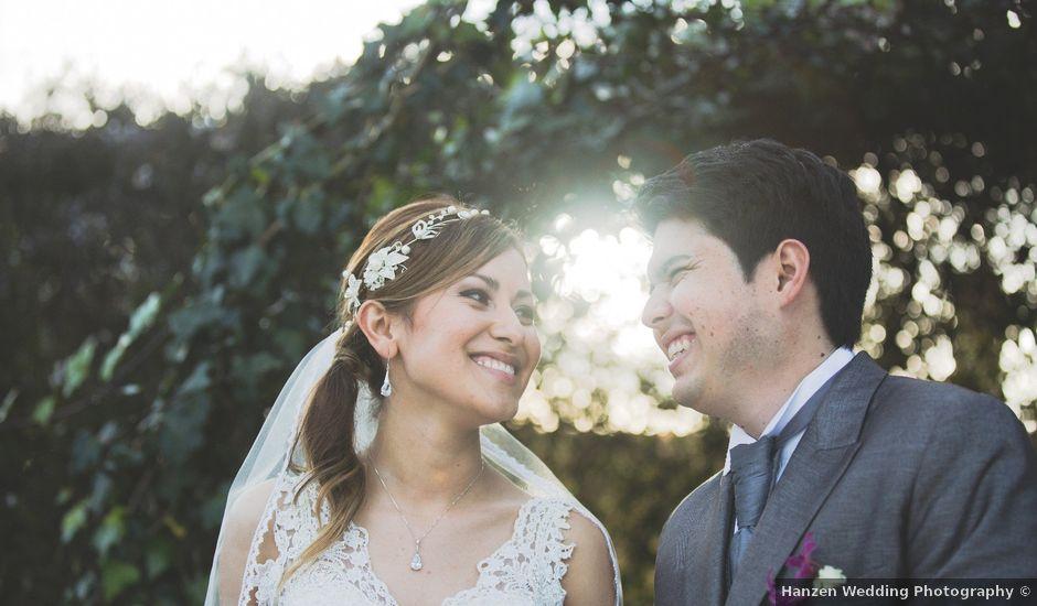 El matrimonio de Santiago y Daniela en Subachoque, Cundinamarca