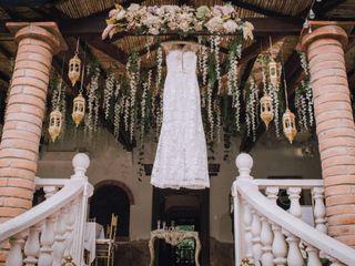 El matrimonio de Sofía y Christian 1