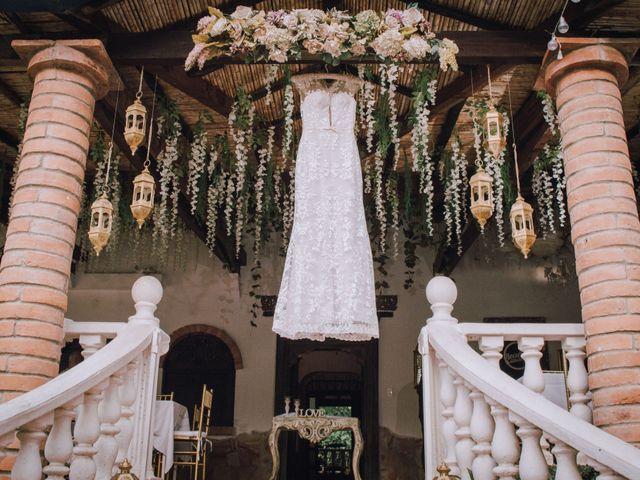 El matrimonio de Christian y Sofía en Piedecuesta, Santander 3