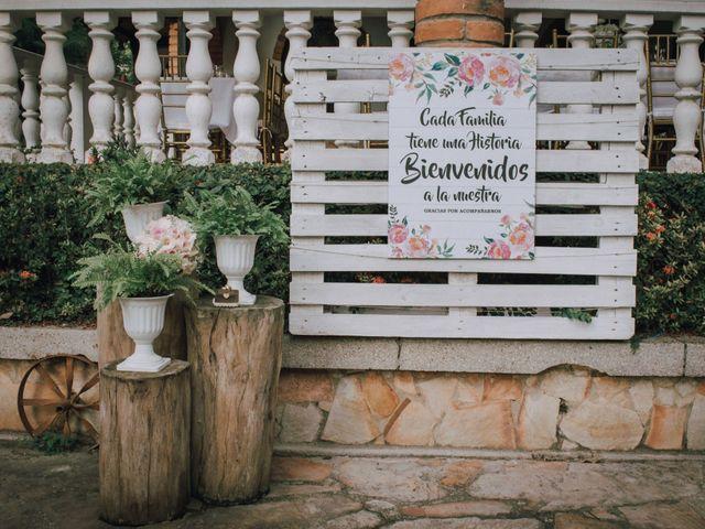 El matrimonio de Christian y Sofía en Piedecuesta, Santander 12