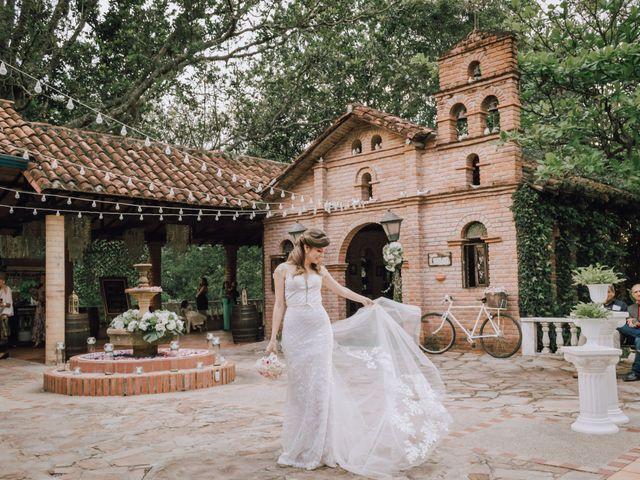 El matrimonio de Christian y Sofía en Piedecuesta, Santander 2