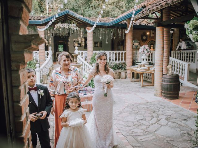 El matrimonio de Christian y Sofía en Piedecuesta, Santander 21