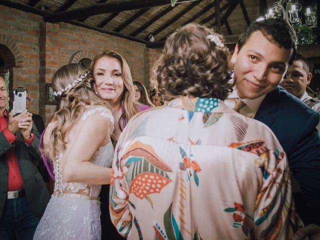 El matrimonio de Christian y Sofía en Piedecuesta, Santander 23